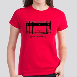 Pirate Encyclopedia Women's Dark T-Shirt