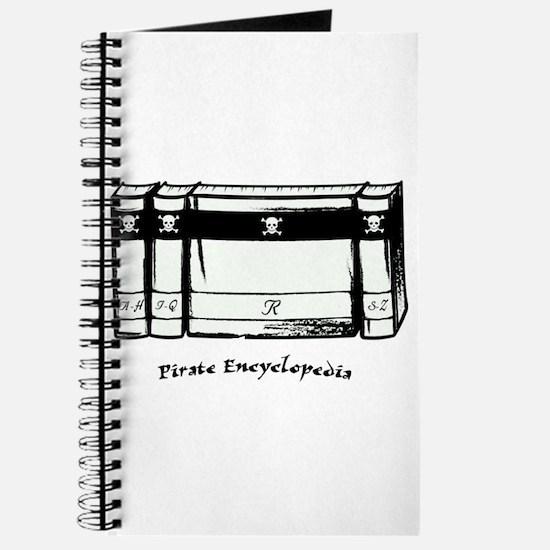 Pirate Encyclopedia Journal