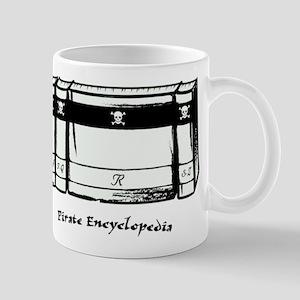 Pirate Encyclopedia Mug