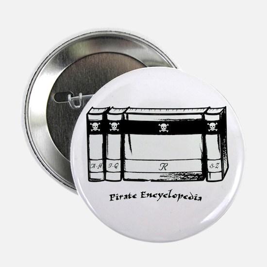 "Pirate Encyclopedia 2.25"" Button"