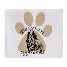 Belgian Approved Throw Blanket