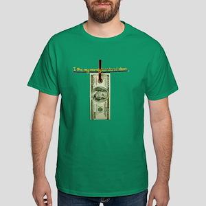Clean Money Dark T-Shirt