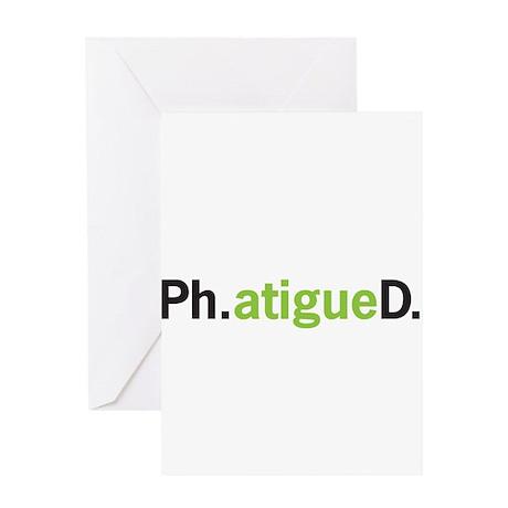 PhD Greeting Cards