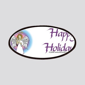 Holiday Angel Patches