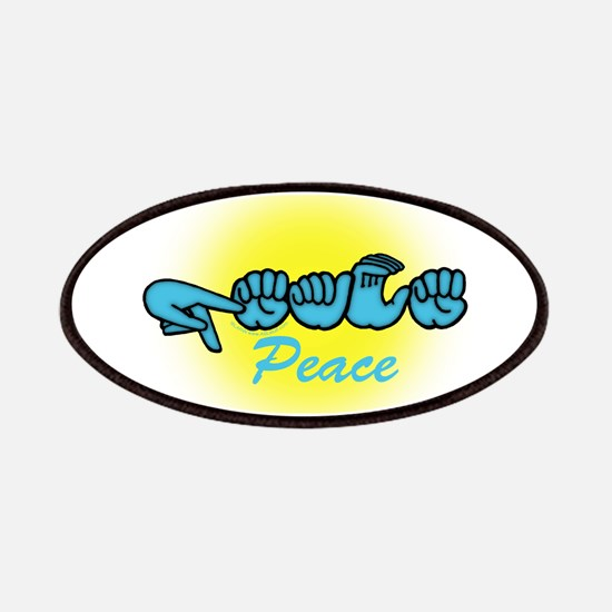 PEACE Glo CC Patches
