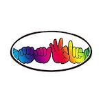 DEAFIE Rainbow Patches