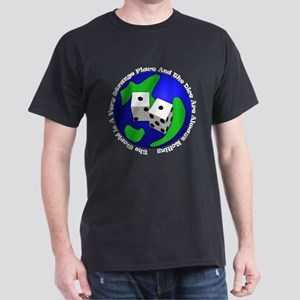 The World Is A Very Strange P Dark T-Shirt