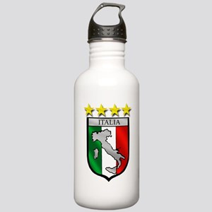 Italia Shield Stainless Water Bottle 1.0L