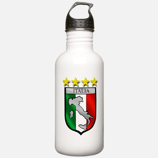 Italia Shield Water Bottle