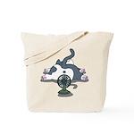 Setsuden cat 2 Tote Bag