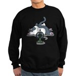 Setsuden cat 2 Sweatshirt (dark)