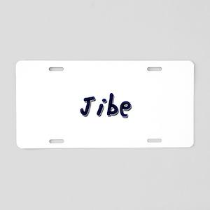 Jibe Aluminum License Plate
