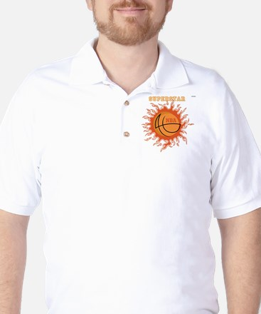 OYOOS Basketball design Golf Shirt