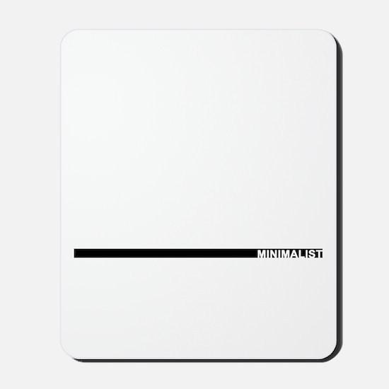 Minimalist Mousepad