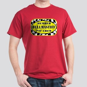 Bullmastiff PIT CREW Dark T-Shirt