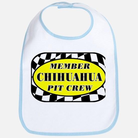Chihuahua PIT CREW Bib
