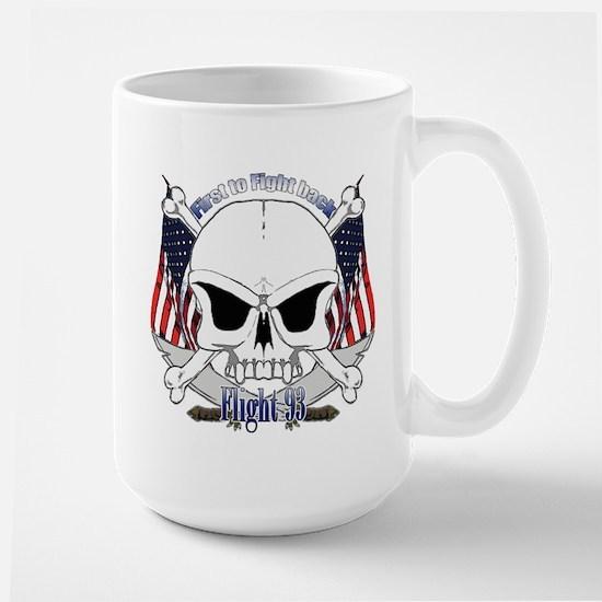 Flight 93 Large Mug