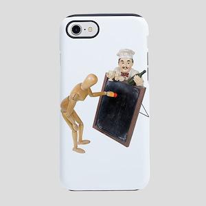 MenuSign120709 copy iPhone 7 Tough Case