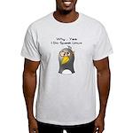 I Speak Linux Light T-Shirt