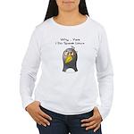 I Speak Linux Women's Long Sleeve T-Shirt
