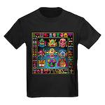 monster face maker Kids Dark T-Shirt
