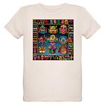 monster face maker Organic Kids T-Shirt