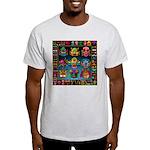 monster face maker Light T-Shirt