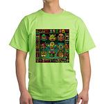 monster face maker Green T-Shirt