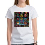 monster face maker Women's T-Shirt