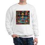 monster face maker Sweatshirt