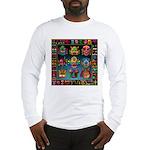 monster face maker Long Sleeve T-Shirt