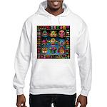 monster face maker Hooded Sweatshirt