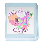 Wuchuan China baby blanket