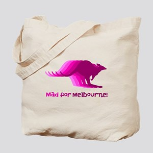 Mad for Melbourne Tote Bag