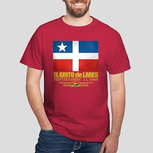 El Grito de Lares Dark T-Shirt