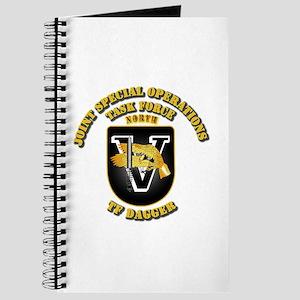 SOF - Task Force Dagger Journal