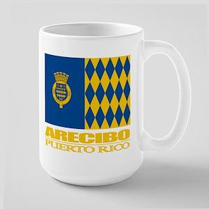 Arecibo Flag Large Mug