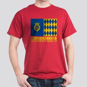 Arecibo Flag Dark T-Shirt