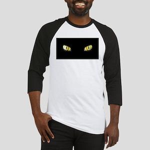 Cat Eyes Baseball Jersey