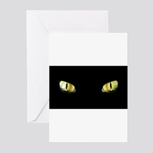 Cat Eyes Greeting Cards (Pk of 20)