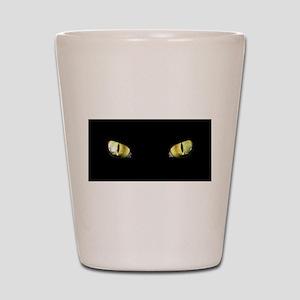 Cat Eyes Shot Glass