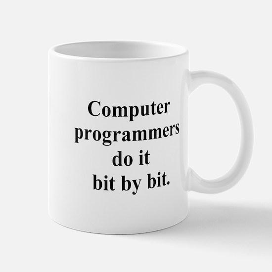computer programmers Mug