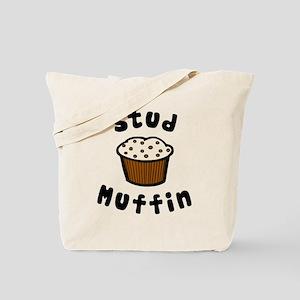 'Stud Muffin' Tote Bag