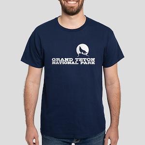 Grand Teton National Park Dark T-Shirt