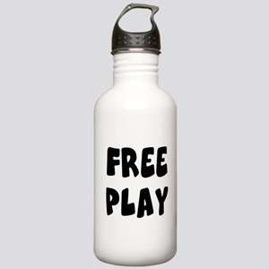 free play Stainless Water Bottle 1.0L