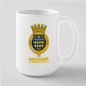 Arecibo COA Large Mug