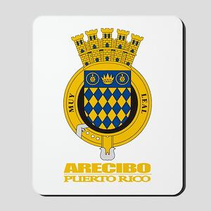 Arecibo COA Mousepad
