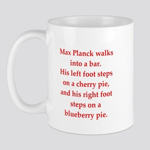 funny science joke Mug