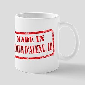 MADE IN COEUR D'ALENE, ID Mug