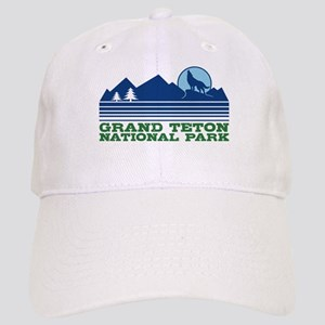 Grand Teton National Park Cap